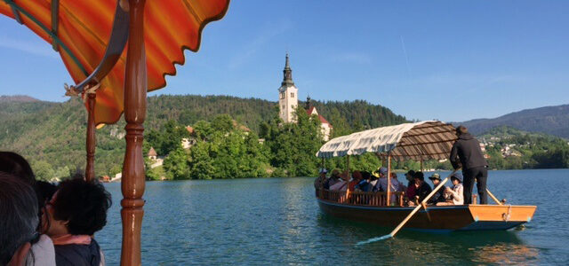 Slovenia! Book Tour With 'The Tailor's Son'